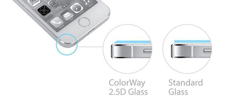 2.5D-стекло для смартфона